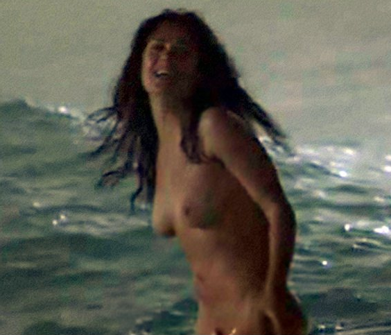 Hot Naked Images Of Salma Hayek