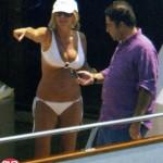 Paola-Ferrari-marito-bikini