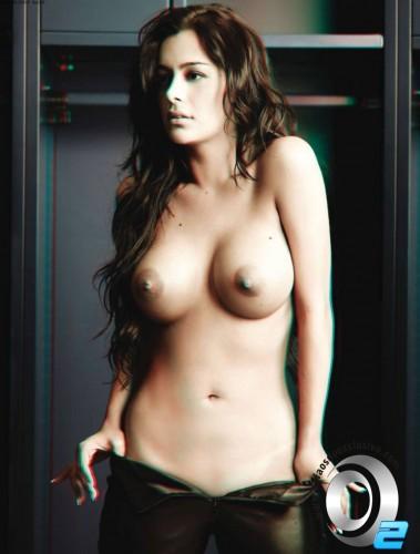 Larissa Riquelme 3D Pictures
