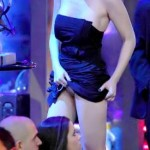 Sara-Tommasi-upskirt-senza-mutande-chiambretti-night